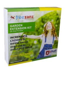 freezanz portable kit antizanzare