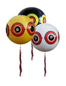 palloni predator piccioni